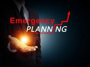 emergency plann